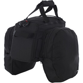 Red Cycling Products Back Loader Luggage Carrier Bag black